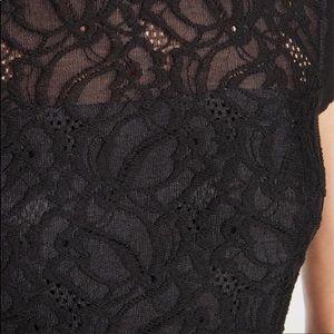 BCBGeneration Dresses - Brand New BCBGeneratoon Sleeveless Lace Gown